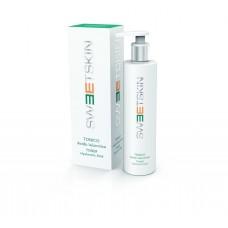 Sweet Skin system Очищающий тоник с гиалуроновой кислотой